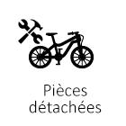 Pièces détachées vélos